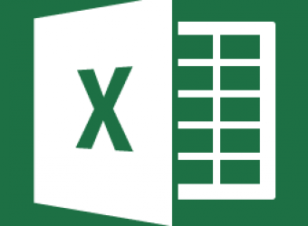 Microsoft Excel 2013 logo with background2
